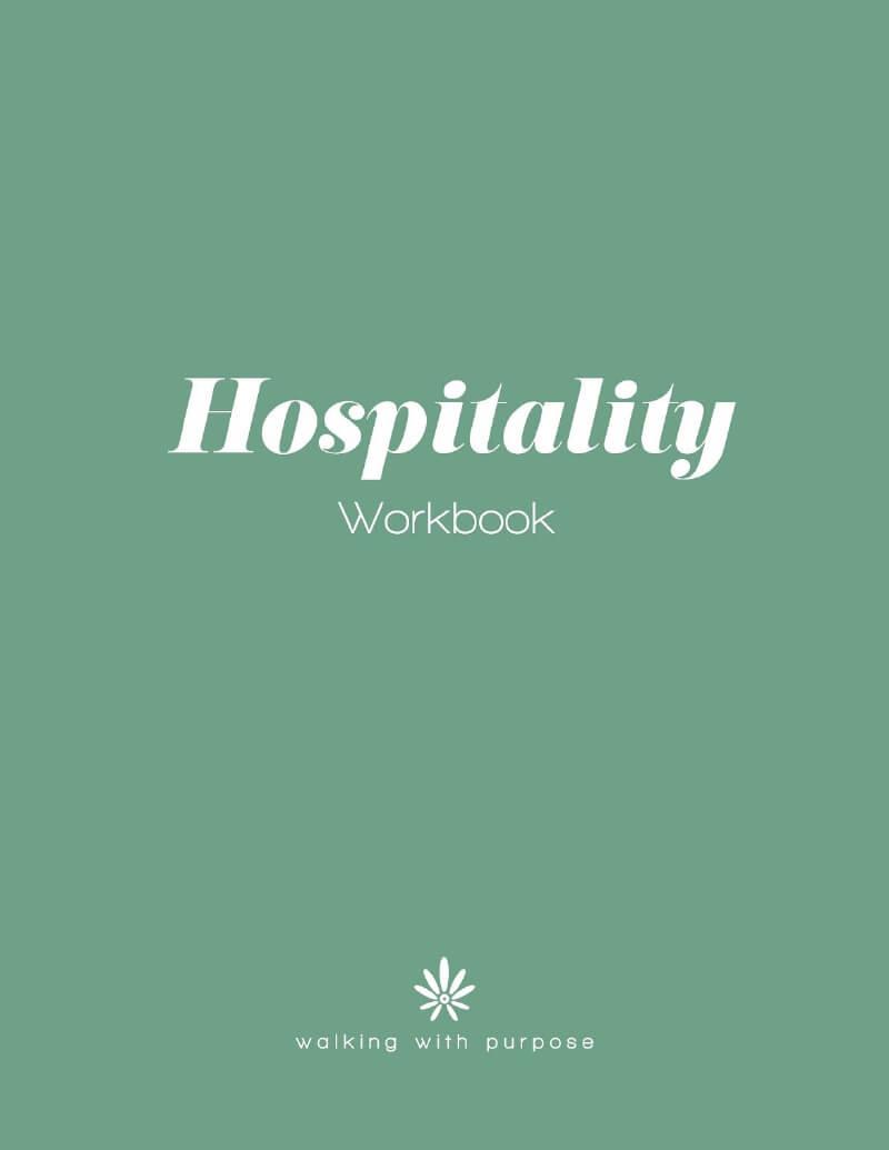 Adult Women Hospitality Workbook