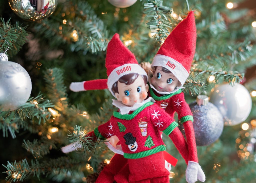 Elf on the Shelf may be watching from his perch, but what does Jesus see as we get caught up in the Christmas rush?