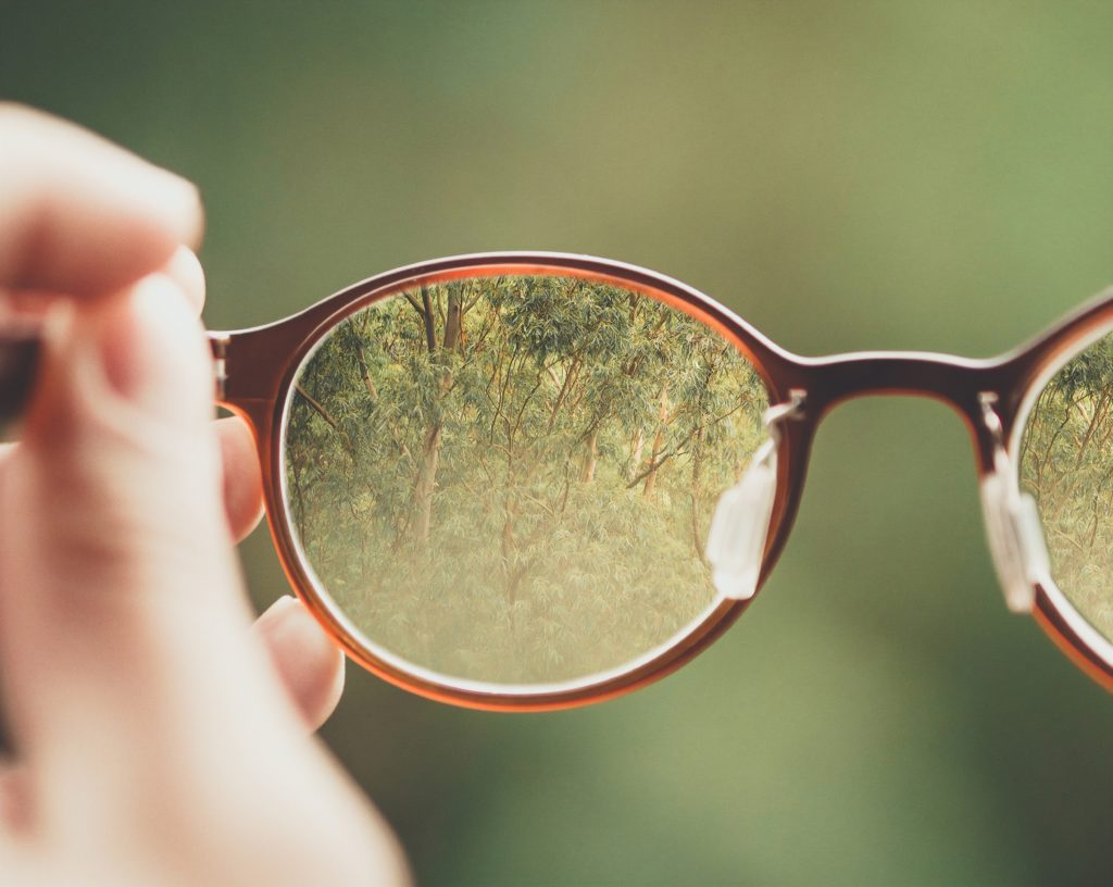 Fast from your own point of view this Lent. Open your heart to see life through someone else's perspective.