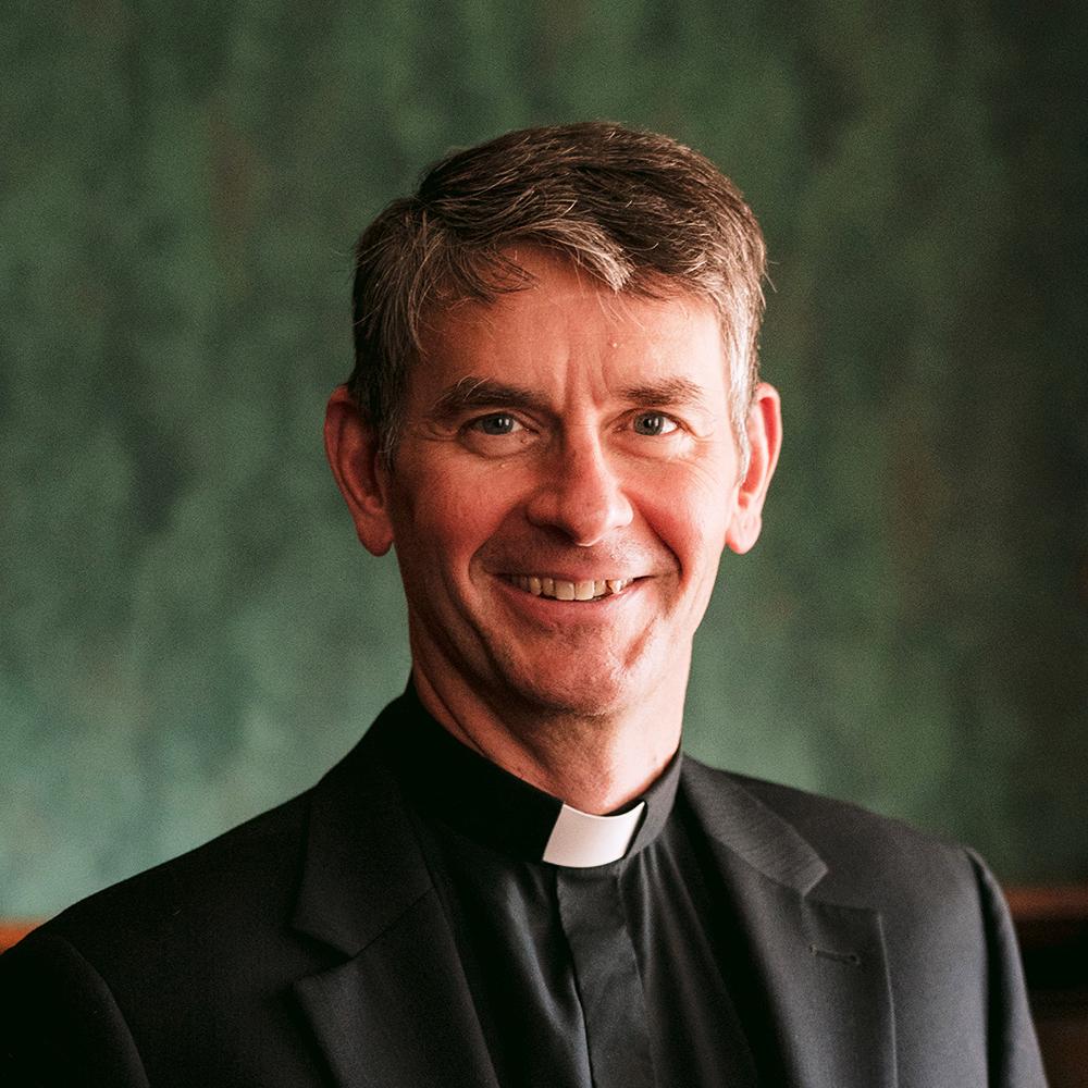Fr John Riccardo