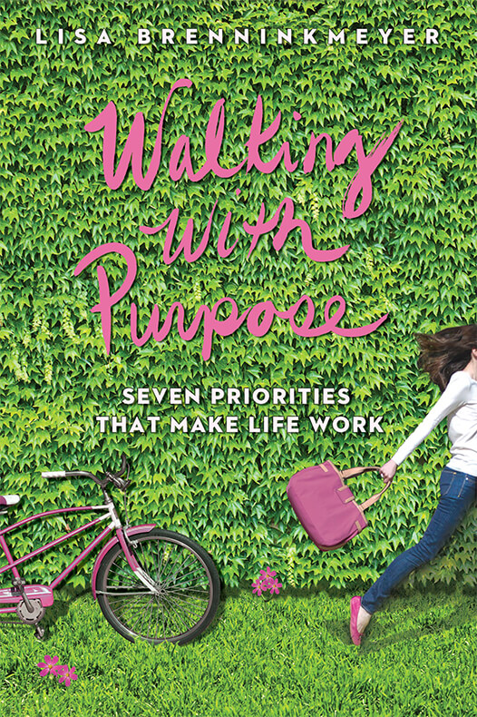 Walking with Purpose Book